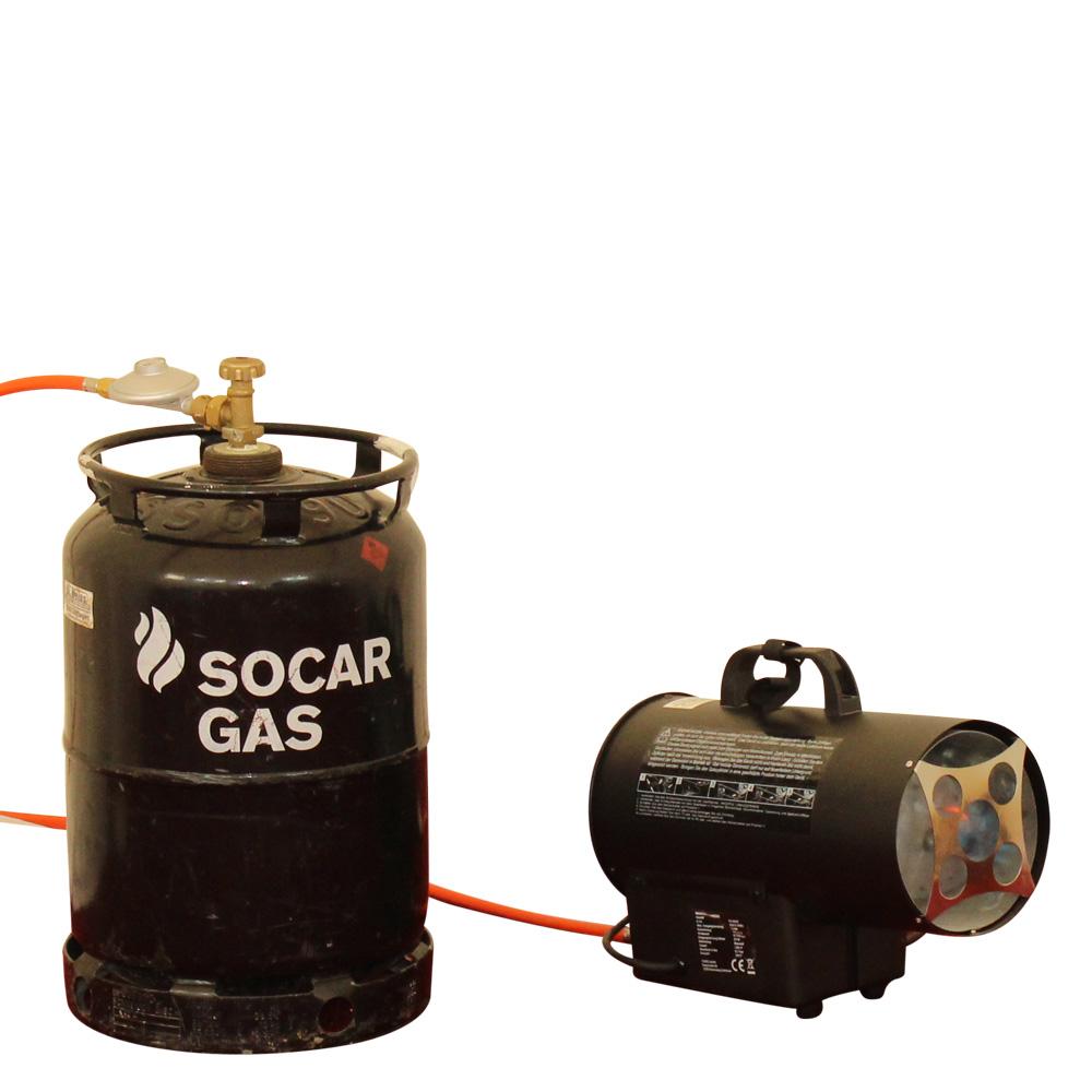 Gasheizung-10kW