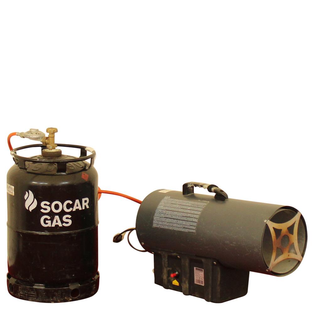 Gasheizung-30kW