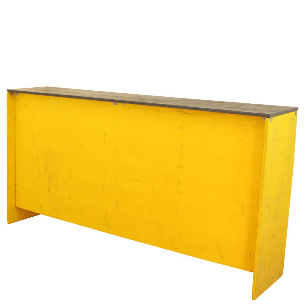 Klappbar-gelb