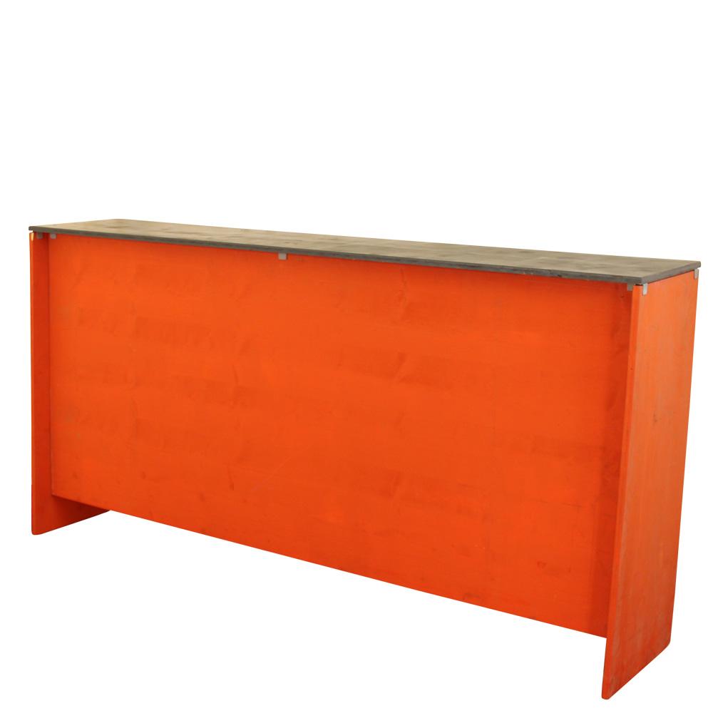 Klappbar-orange